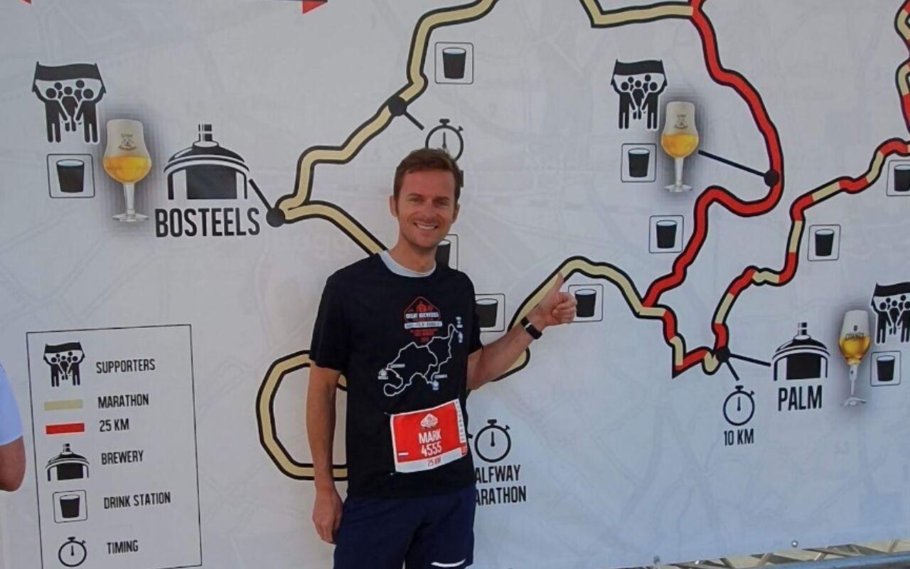 Hardlopen voor de bierliefhebber: de Great Breweries Marathon