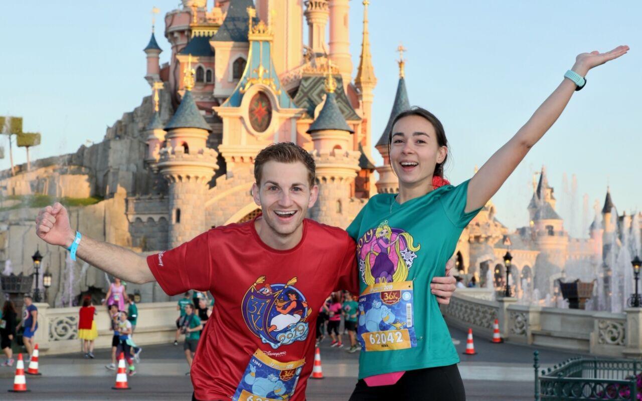 Hardloopmagie voor Vera tijdens de Run Disney