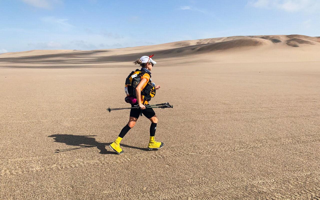 Wegdromen met de Half Marathon des Sables