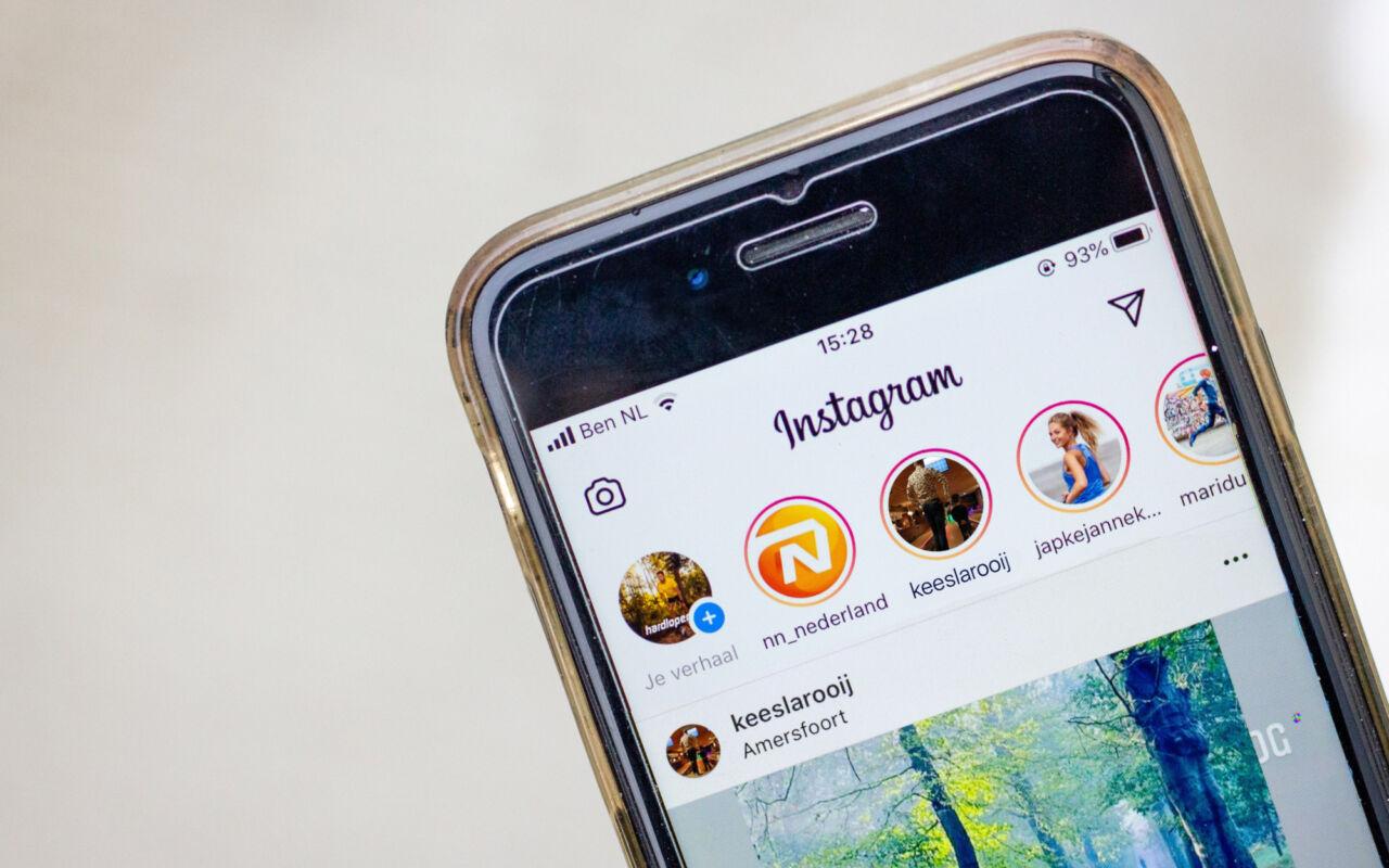 Kees Larooij over de hardloopwereld op Instagram