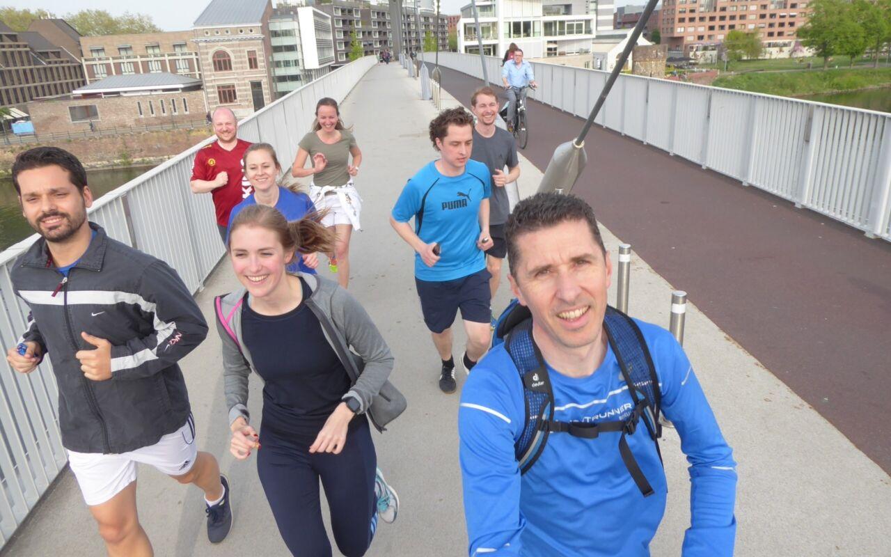 Running Tours: Ontdek een stad terwijl je hardloopt