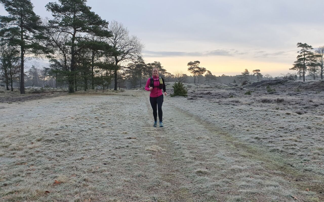 Monica Dekker uit Breda keek in Friesland haar ogen uit