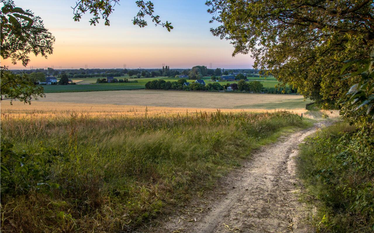 Jordy Kloet: 'Het Montferland wordt door de bewoners hier gezien als hun achtertuin'