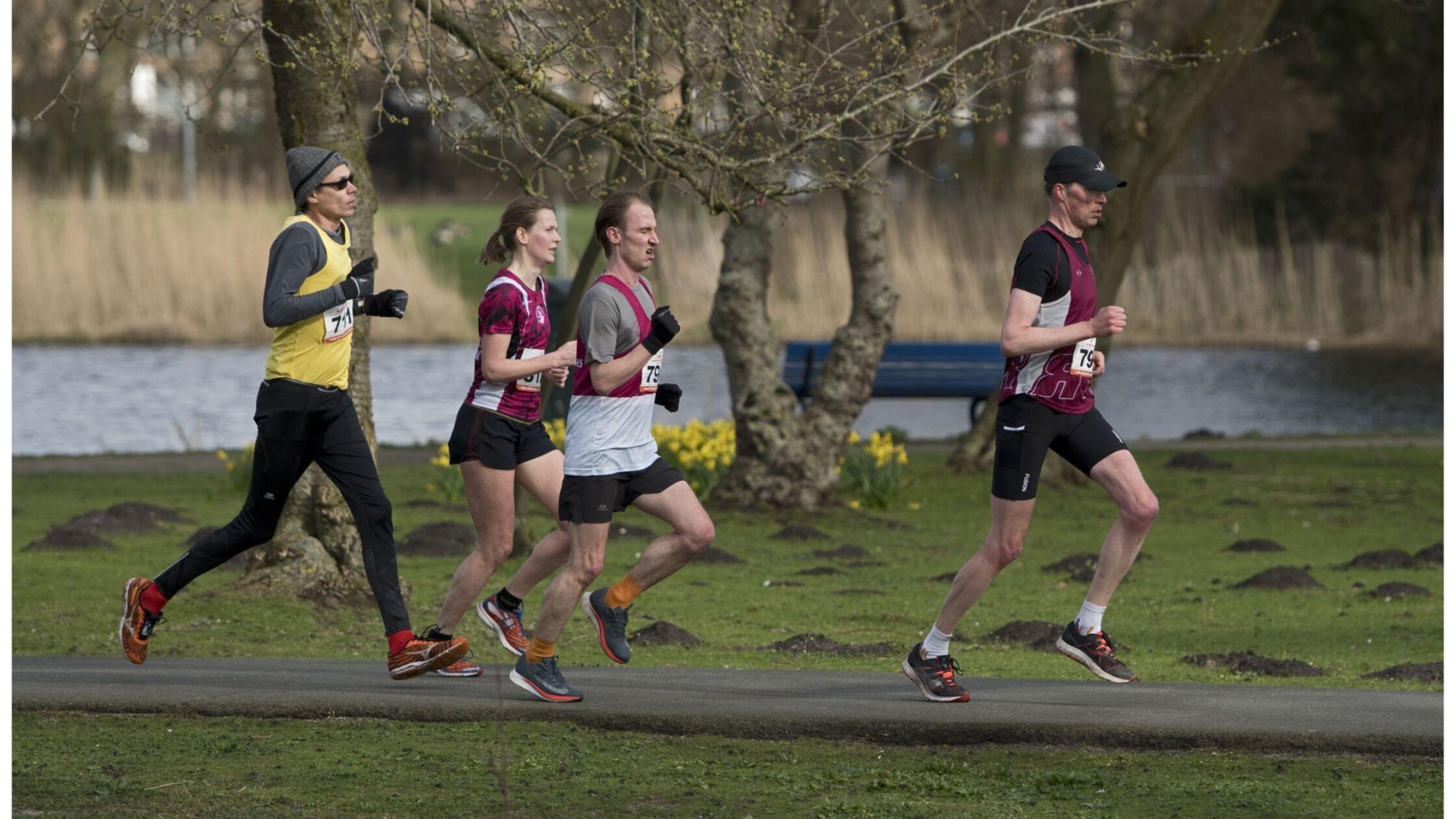 Waarom hardlopen in een trainingsgroep zo leuk is!