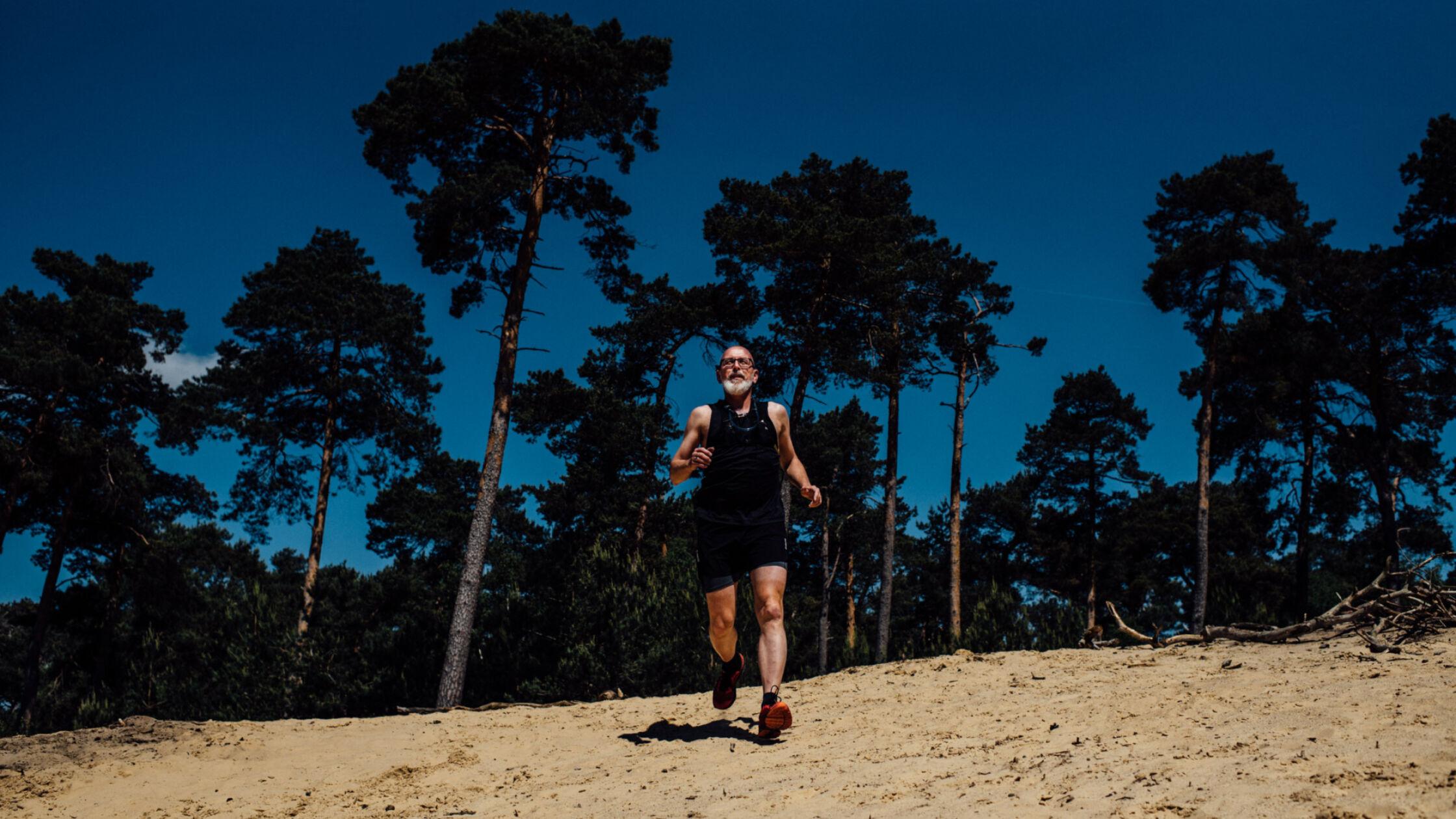 Kiske de Leest rent op één dag 3 keer de Mont Ventoux op voor het goede doel