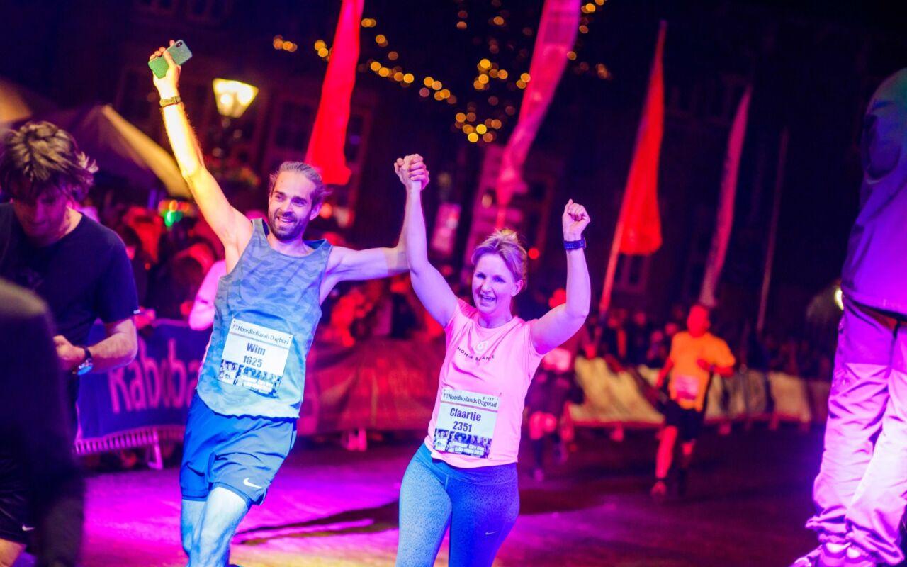 Geniet ook dit jaar van de Alkmaar City Run met een Finisher borrelpakket