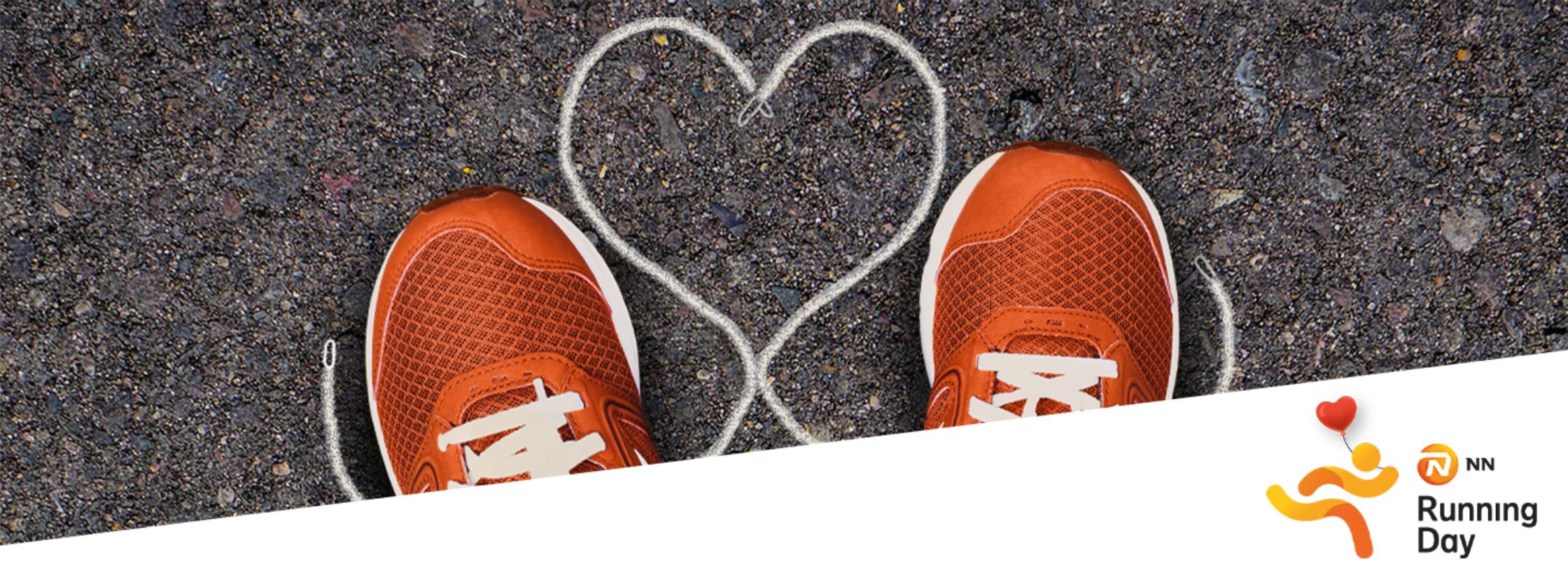 Doe mee aan de Valentijnseditie van NN Running Day!