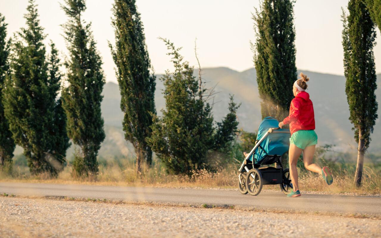 Hardlopen na de zwangerschap
