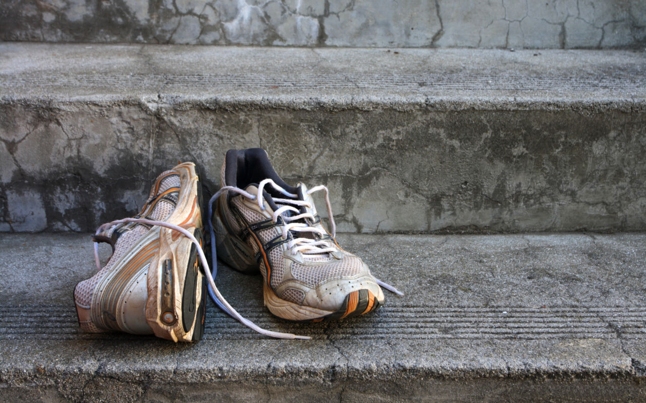 Fact Check: Van versleten schoenen krijg je blessures