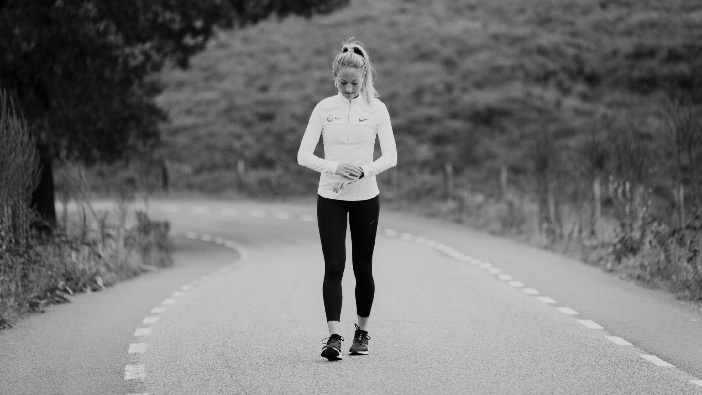 Weer hardlopen na ziekte