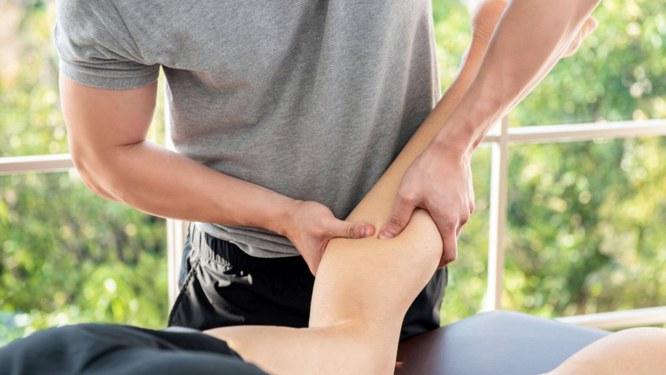 Naar welke specialisten kun je met een blessure?