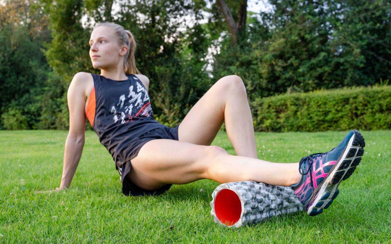 Massage: Hoe gebruik je een foamroller?