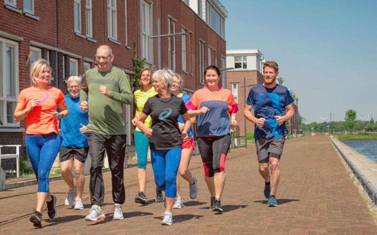 Kan iedereen hardlopen?