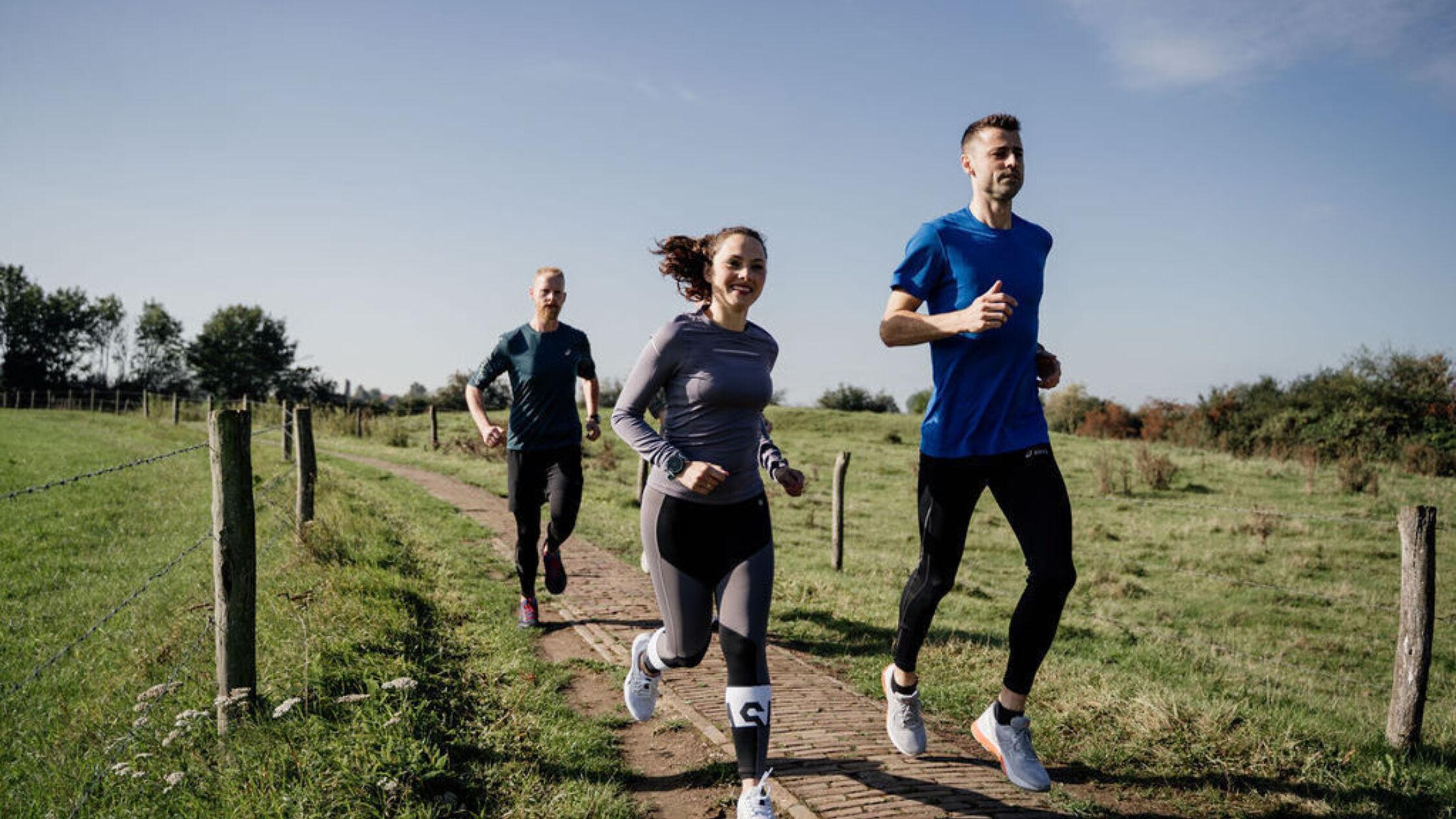 4 voordelen van samen hardlopen