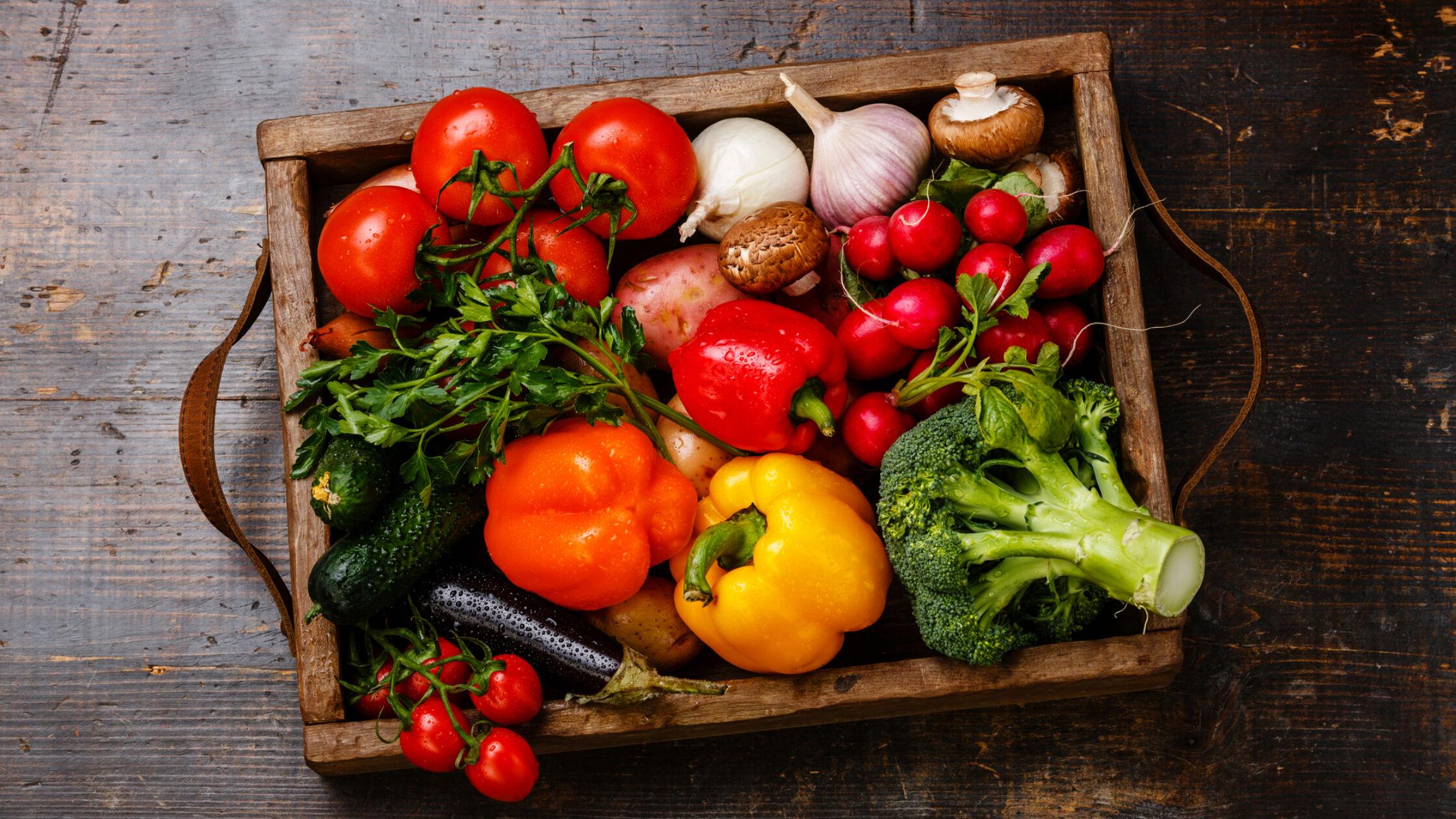 Eet jij voldoende groente per dag?
