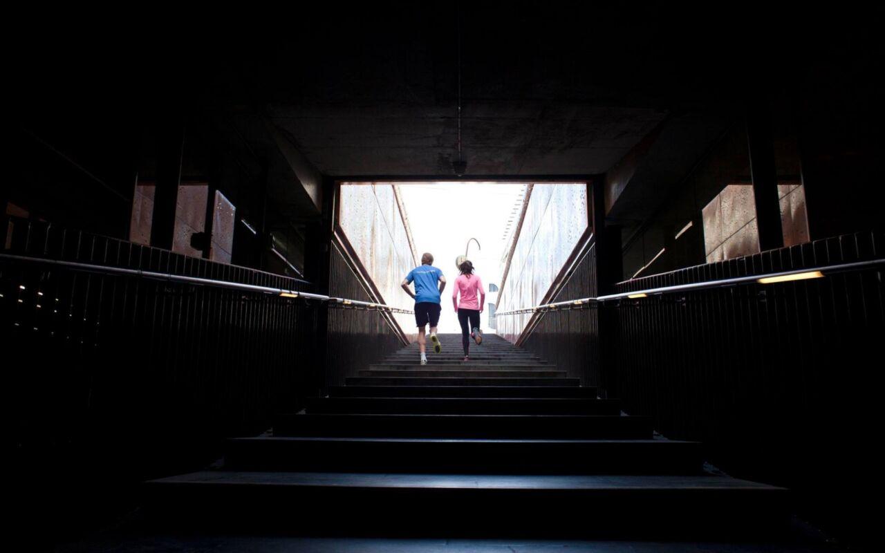 Urban trail: hardlopend op ontdekkingstocht