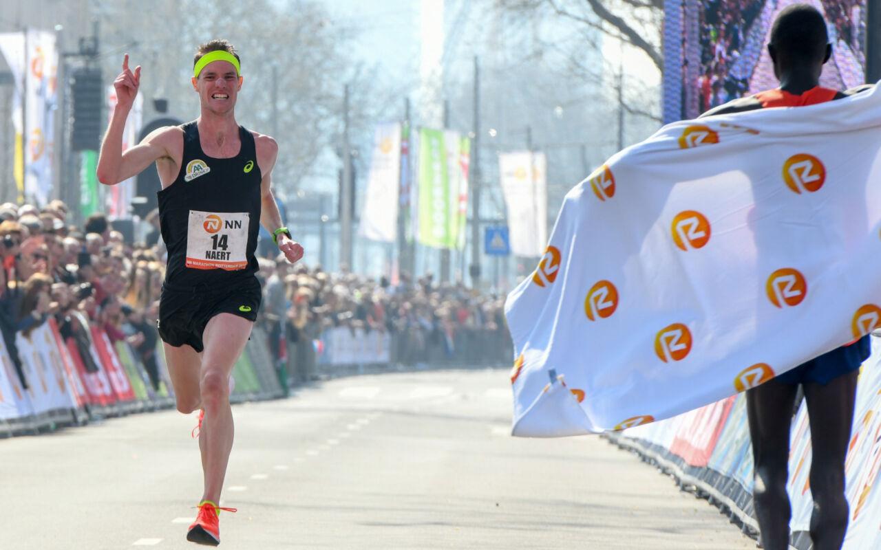 De mooiste wedstrijden volgens Europees marathonkampioen Koen Naert