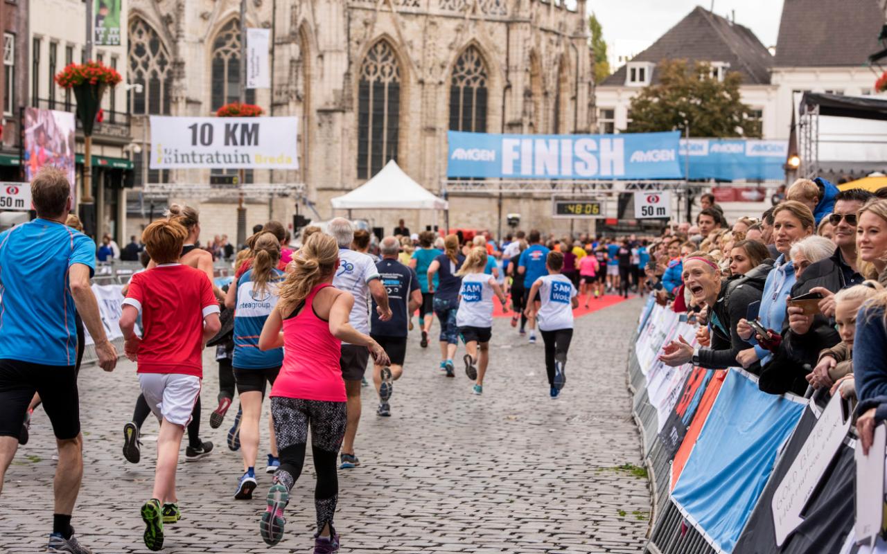 Amgen Singelloop Breda: top-loopevenement in Bourgondische sfeer