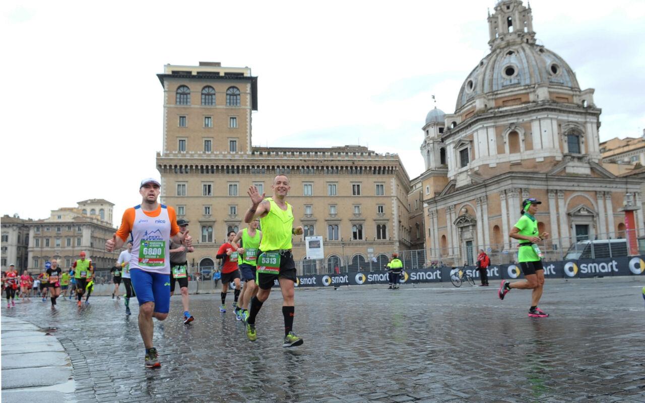 """Kilometervreter Chiel Hollander: """"Marathons lopen in grote wereldsteden vind ik extra bijzonder"""""""