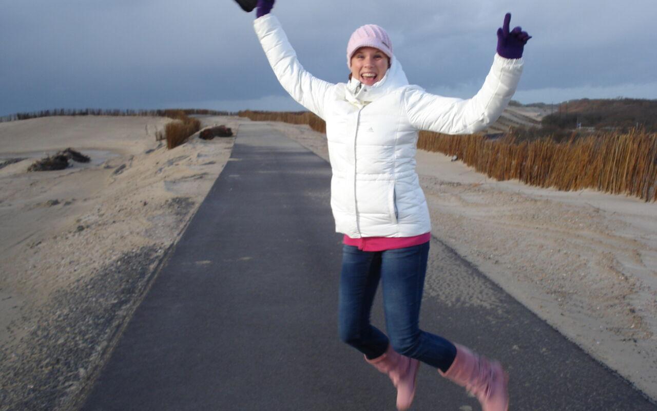 """Kilometervreter Eva Hendriksen: """"Ik ben ook lid geworden van een atletiekvereniging"""""""