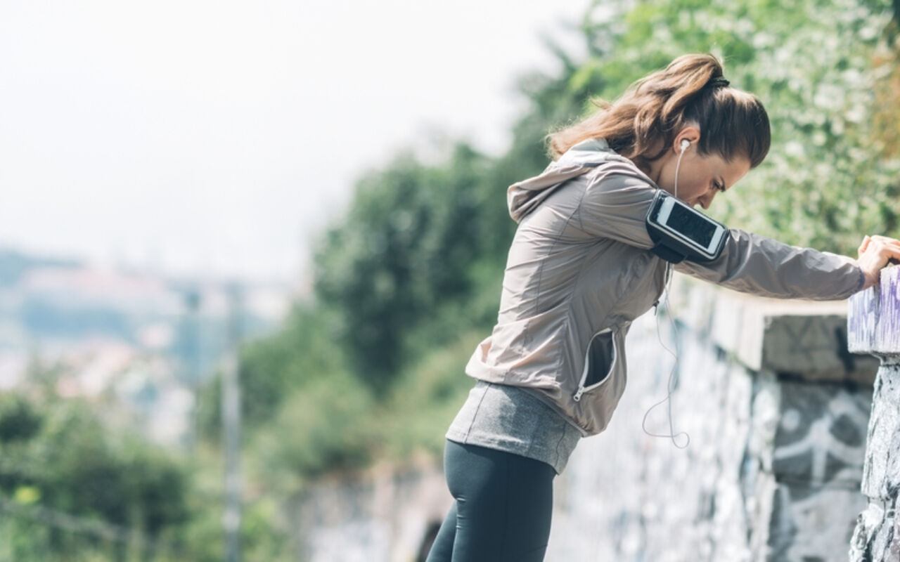 Moet je nadenken tijdens het hardlopen?