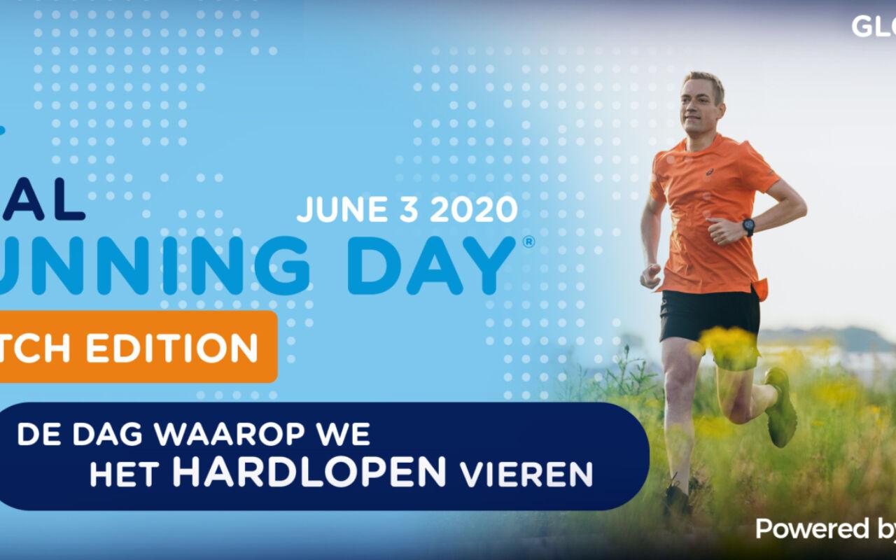Ruim 1100 Nederlanders in de stemming voor Global Running Day