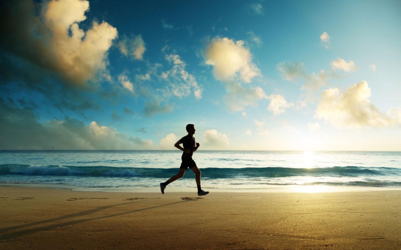 9 tips voor hardlopers op het strand