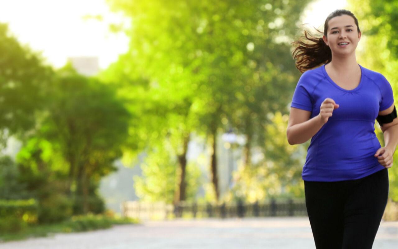 Hardlopen en overgewicht