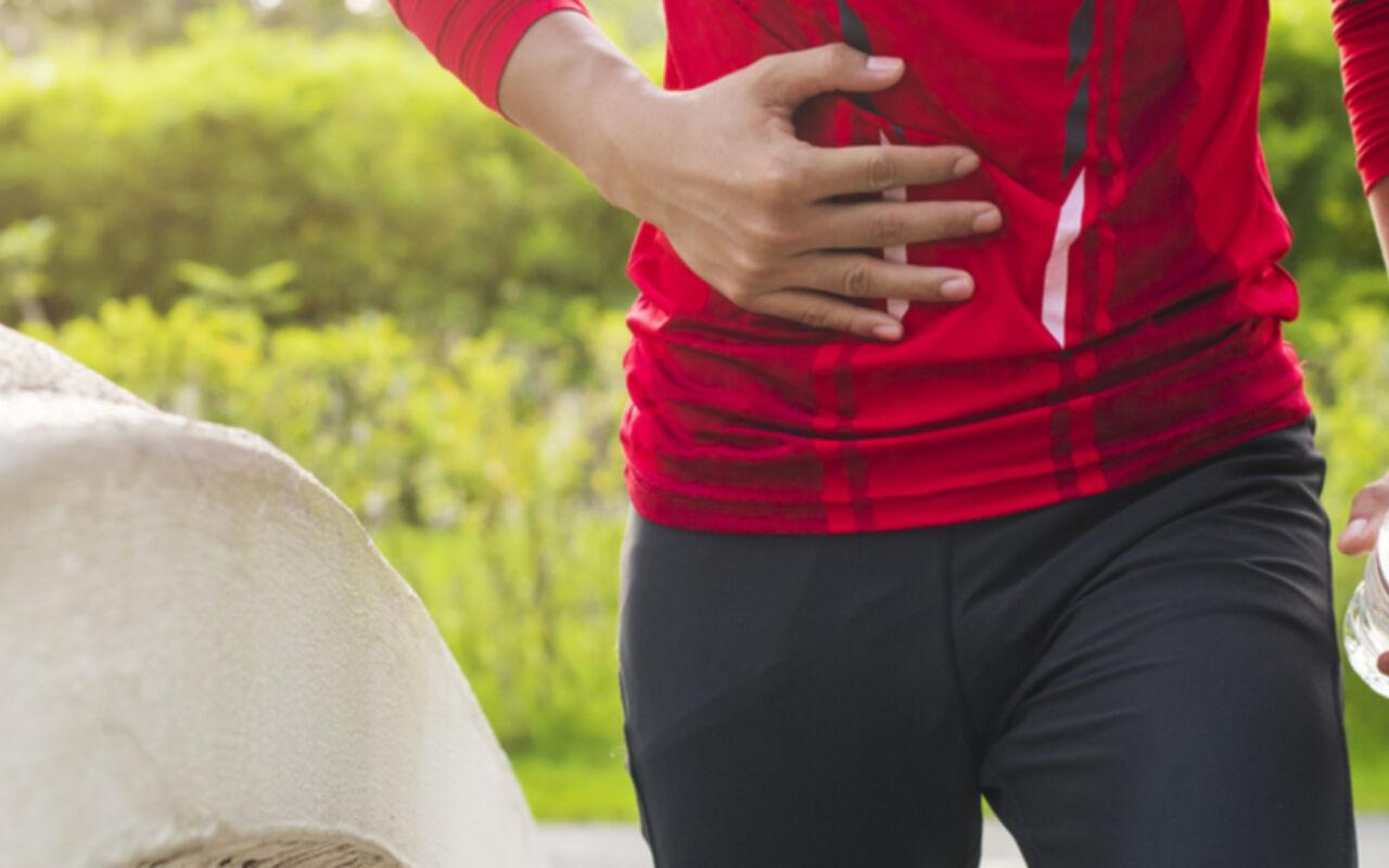 Maag-darmklachten bij hardlopen