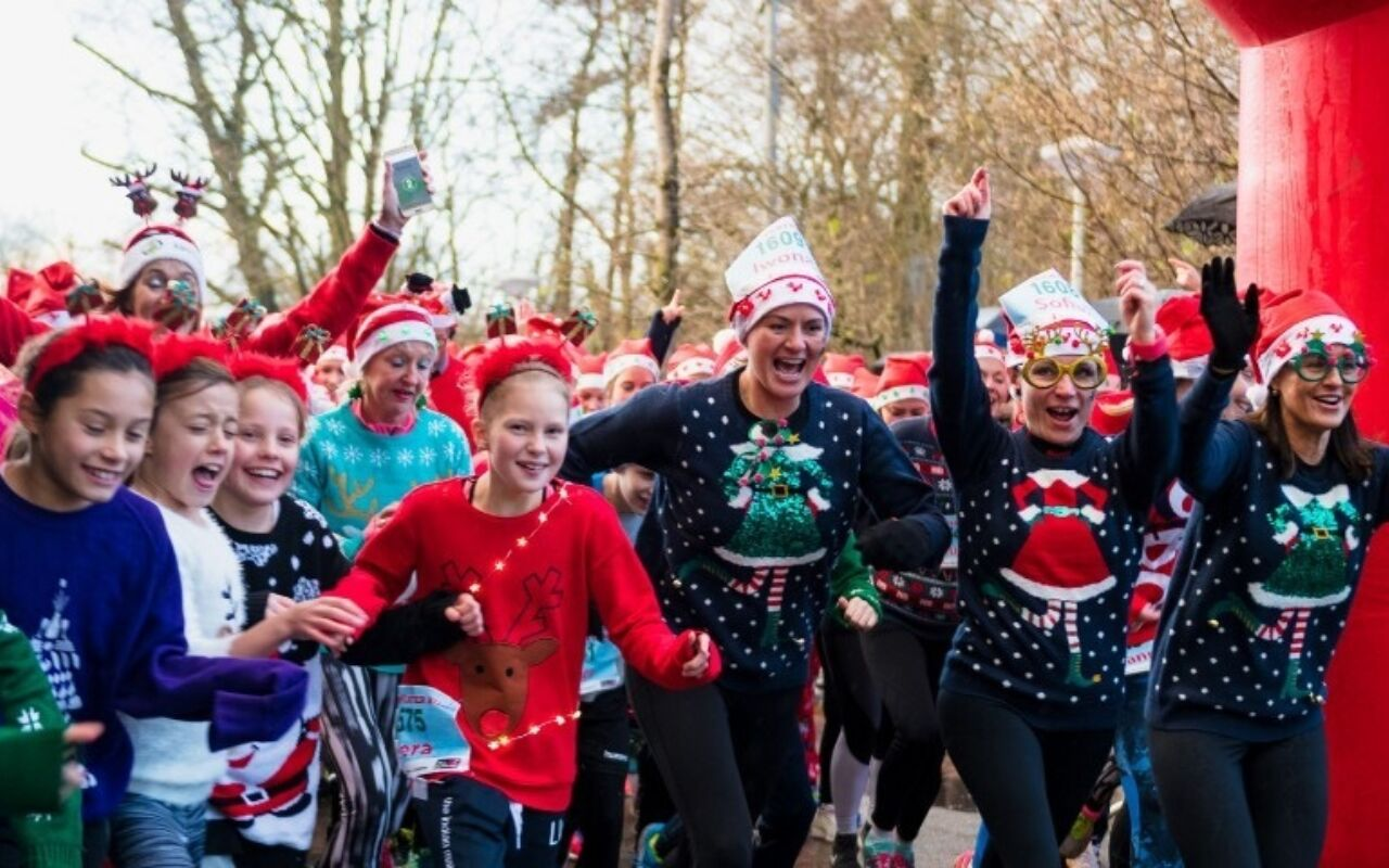 Ugly Sweater Run Amsterdam, de vrolijkste run van het jaar!