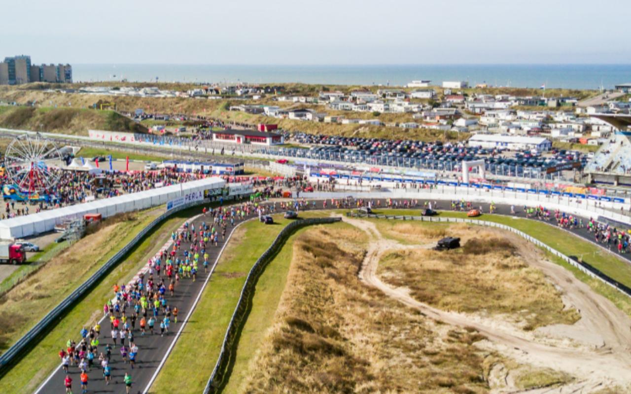 Zandvoort Circuit Run: hardlopen over het Formule 1 circuit