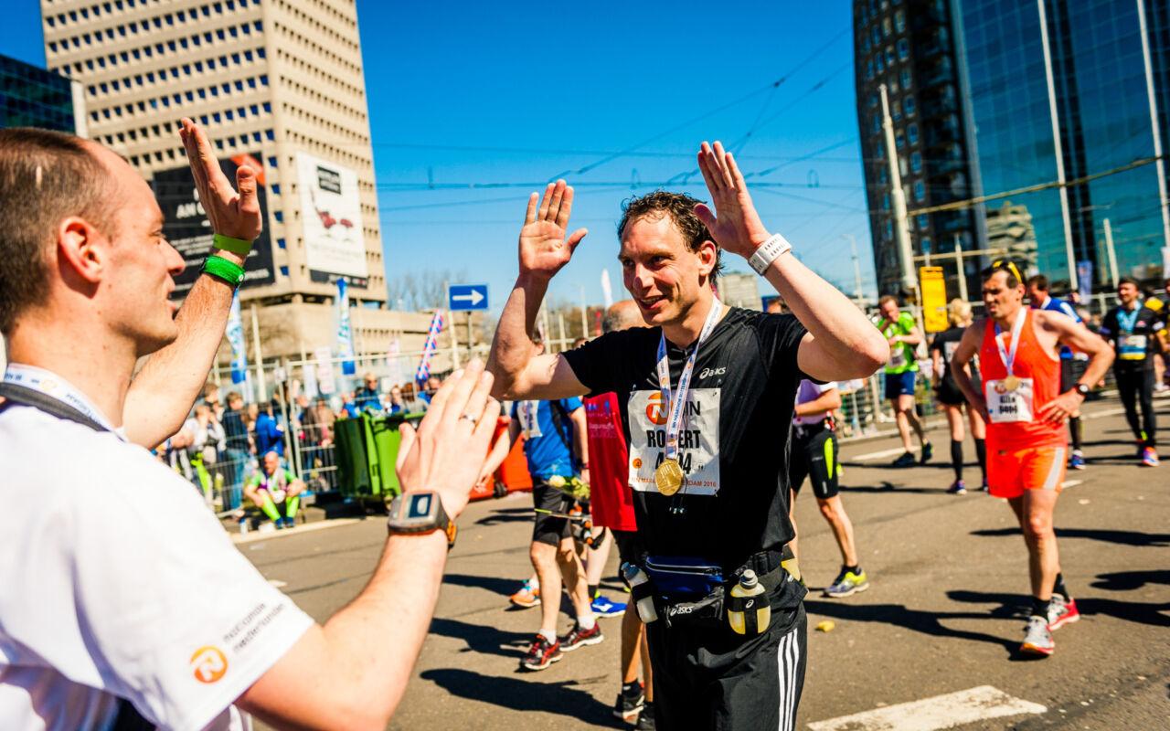 5 hersteltips na de marathon