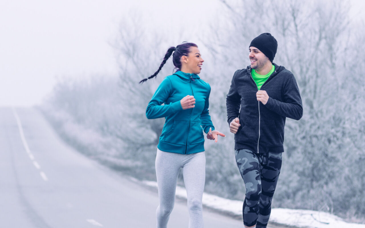 Hardlopen in de kou: 7 tips