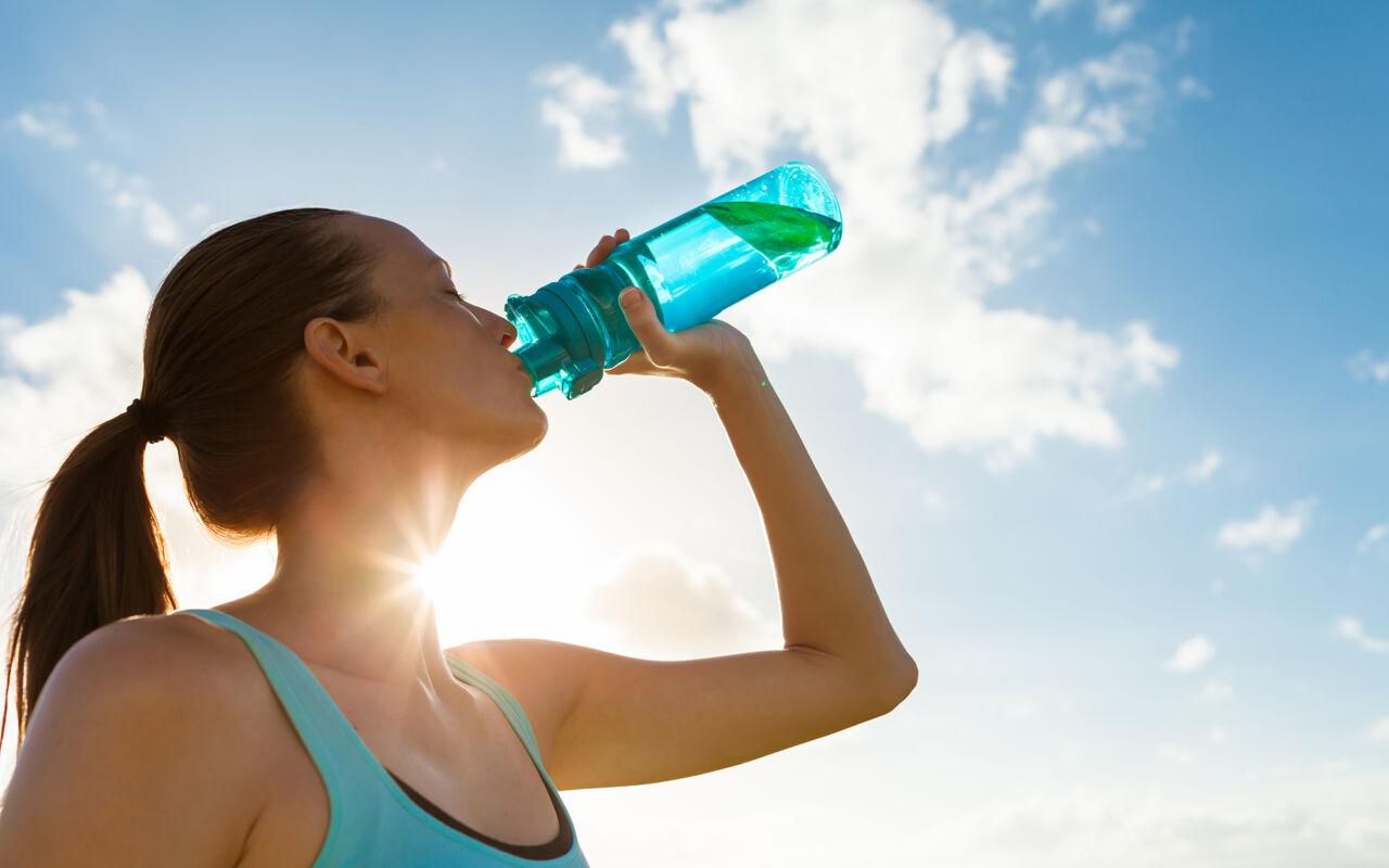 Lopen in de warmte: luister goed naar je lichaam