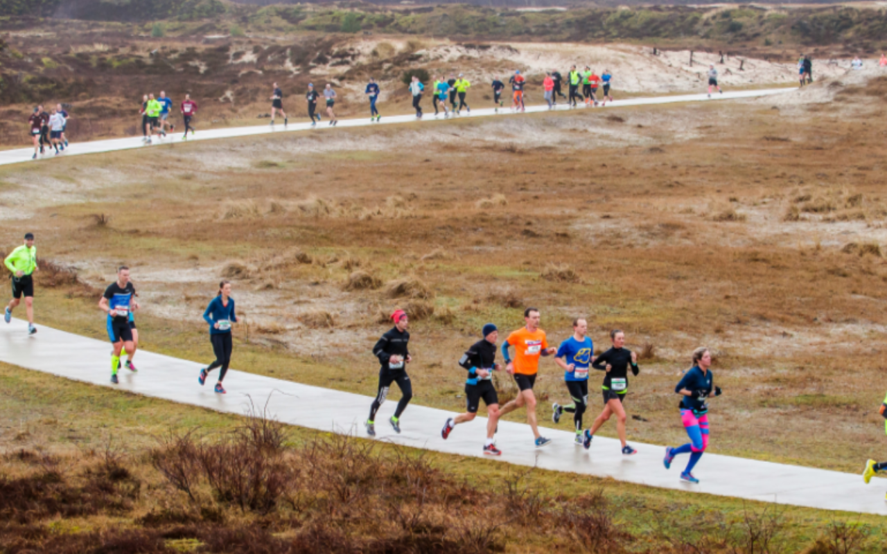 Groet uit Schoorl Run: 'In Schoorl is het echt genieten'