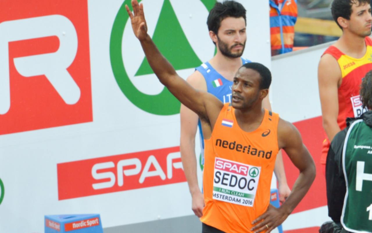 Boekentip: Rennen met Gregory Sedoc