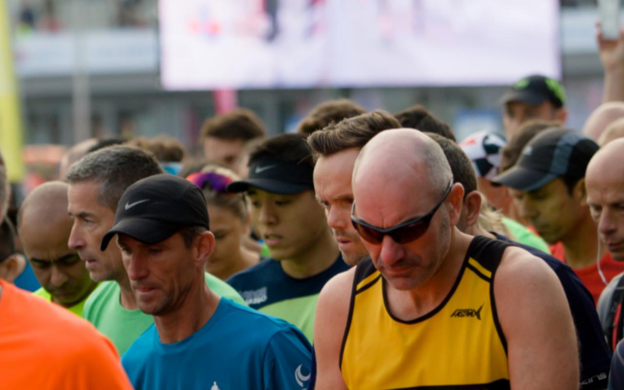 Loop jij alvast warm voor Global Running Day?