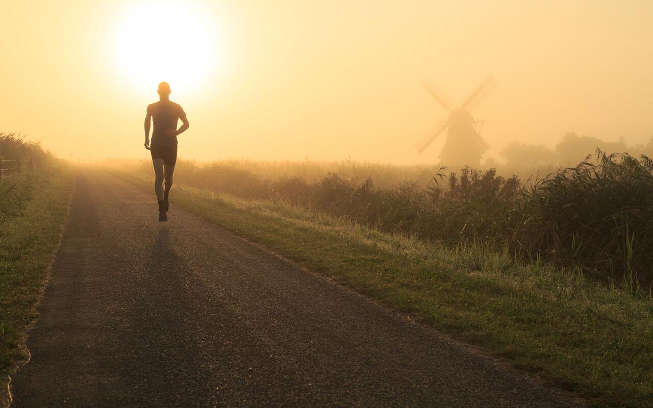 Wat is het beste tijdstip om te lopen?