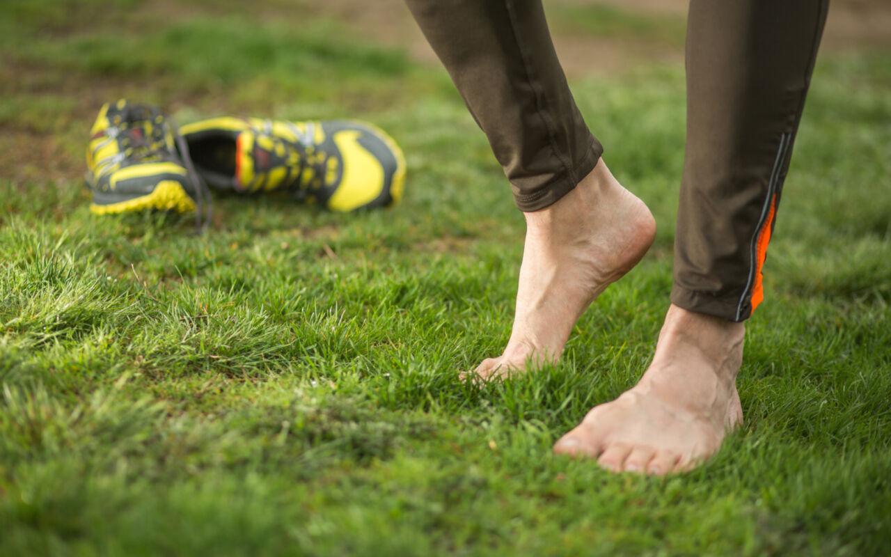5 Oefeningen om je voeten sterker te maken