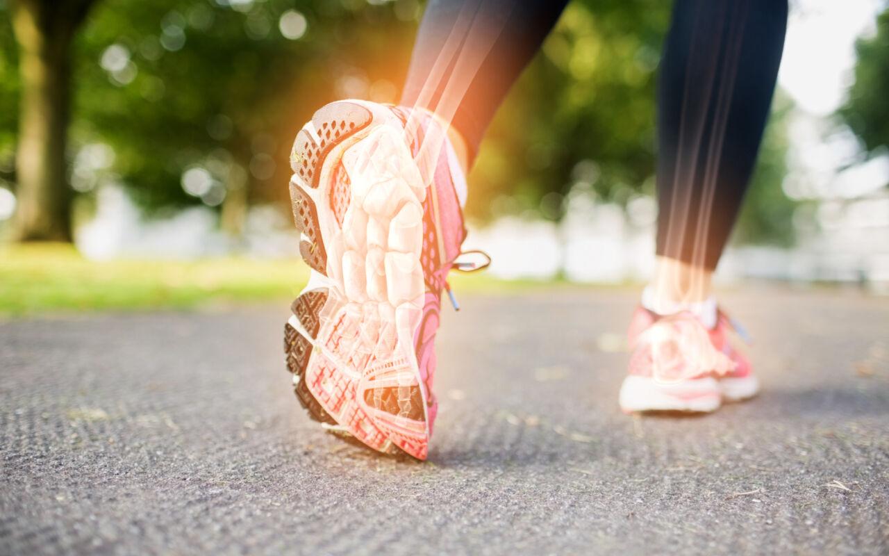 Duurlopen doen is goed voor je botten