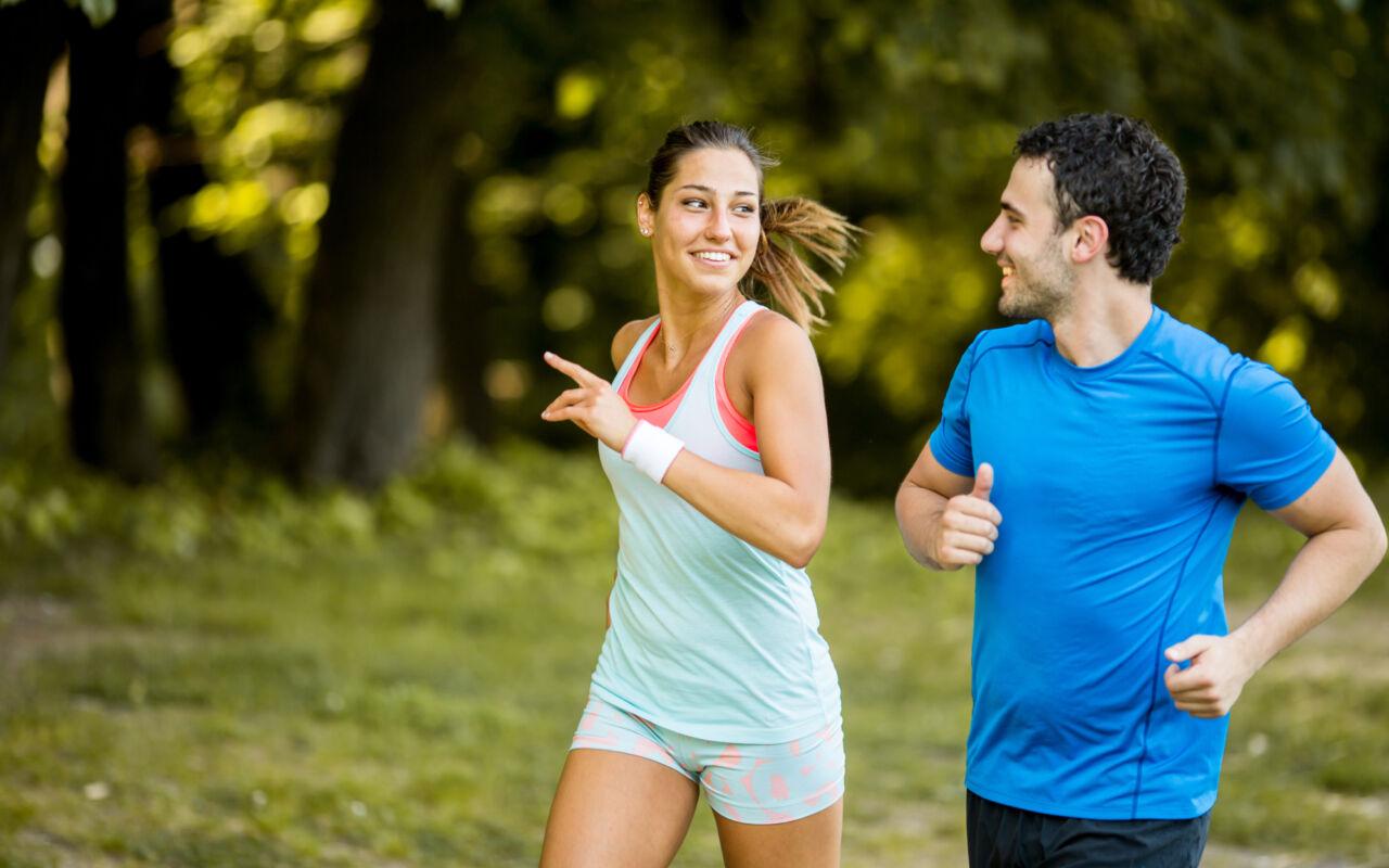 10 redenen om een 3 kilometer te lopen
