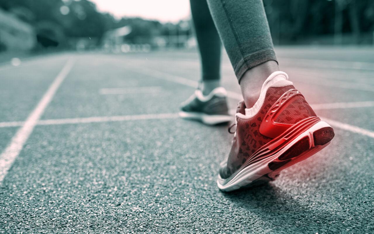 Papieren tape: wondermiddel tegen voetblaren?