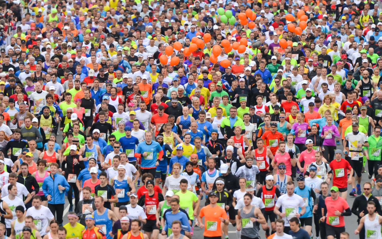 Start, don't stop: Can anyone run?