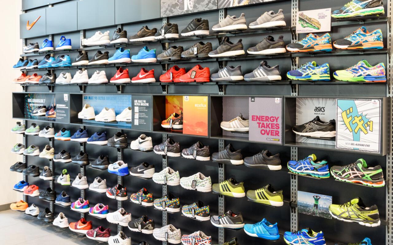 Welke schoenmaat moet ik kiezen?