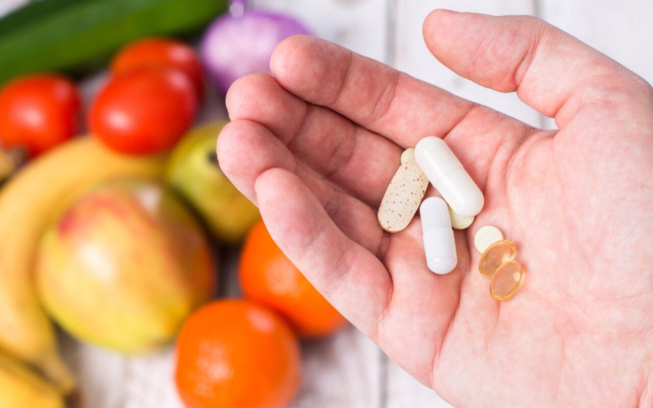 Voedingstip: Herstellen met pillen?