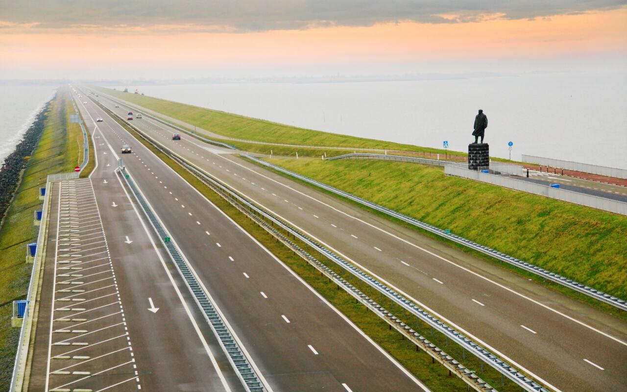 Zet de Afsluitdijk Open op je bucketlist
