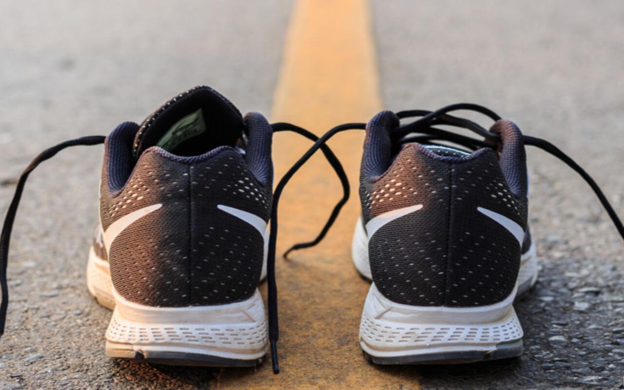 Hoe loop je nieuwe hardloopschoenen in?