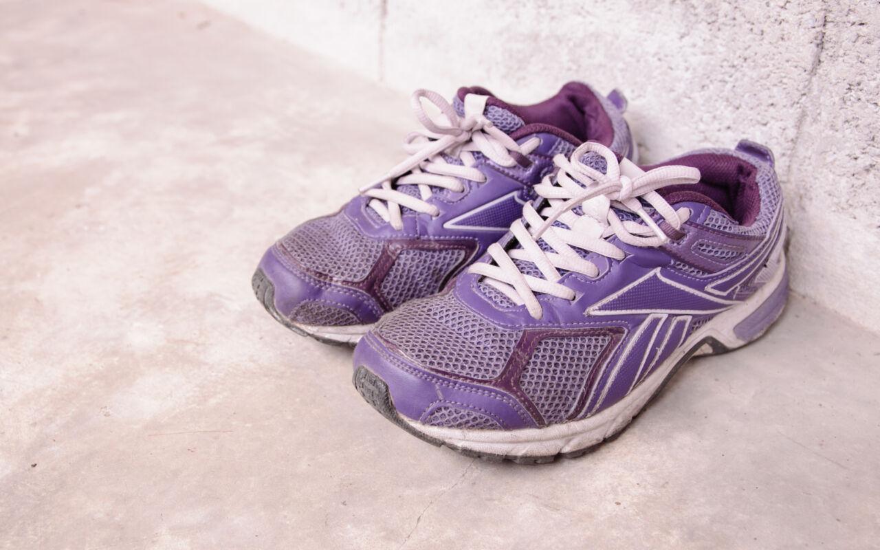 Een zakje tegen vieze geurtjes in je schoenen