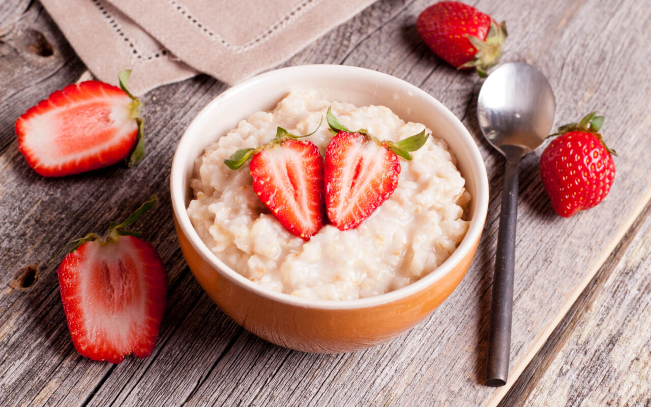 Nutrition tip: Oatmeal as a running breakfast