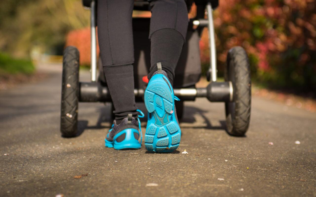Hardlopen met baby en buggy, waar let je op?